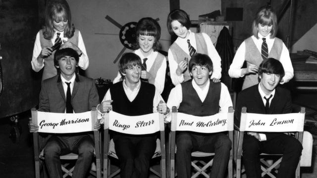 Starr Lennon McCartney Harrison