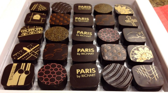 richart chocolat Lovely